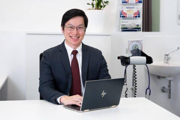 Dr Richard Cheng